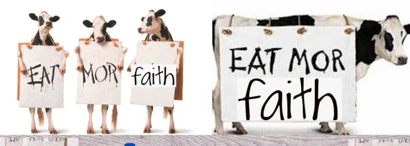 Eat More Faith Part 3