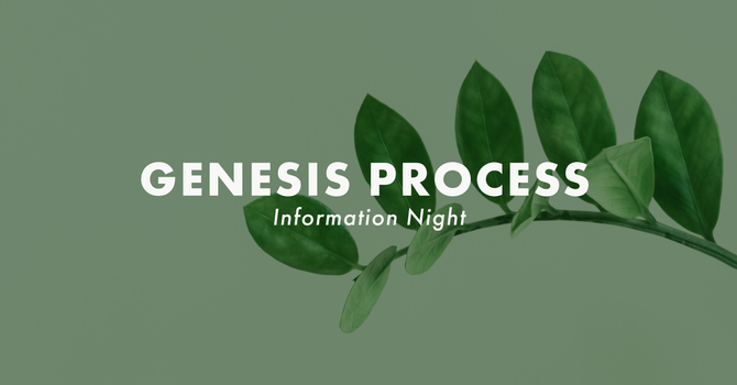 Genesis Process Information Night