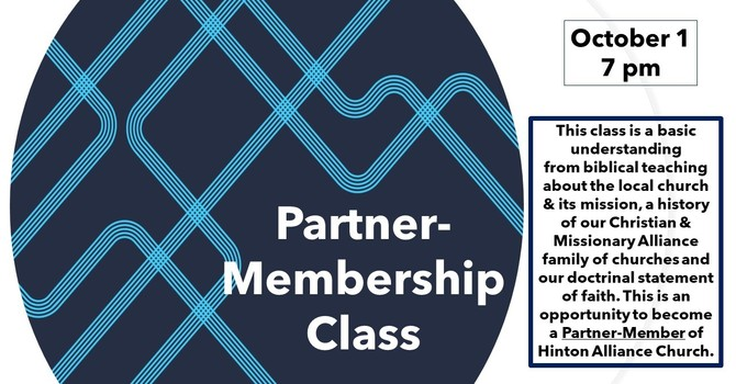 Partner/Member Class image