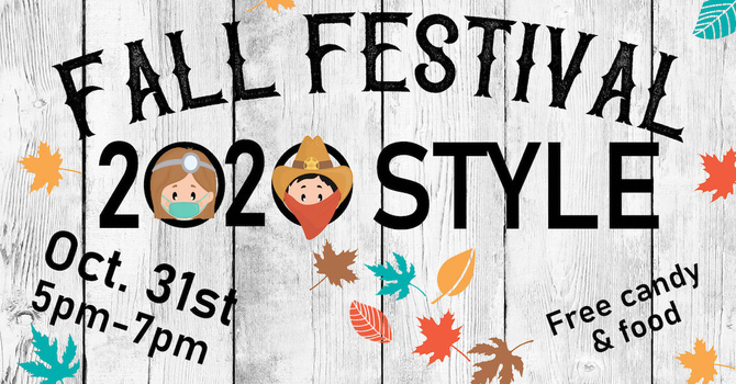 """Fall Fest """"2020 Style"""""""