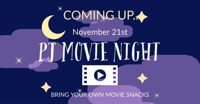PJ Movie Night