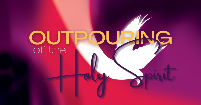 Outpouring of the Holy Spirit