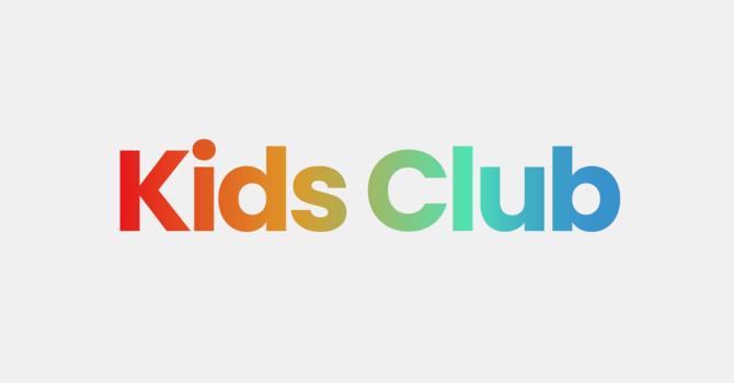 Kids Club: Wet Night