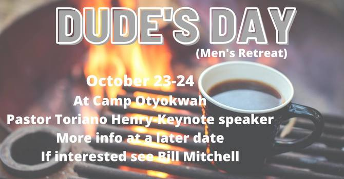 Dude's Day
