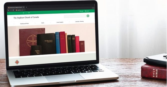Church launches new online bookstore image