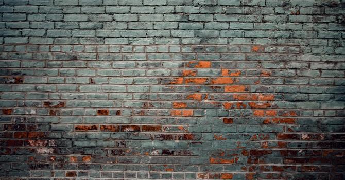 Facing the wall, part 2 image