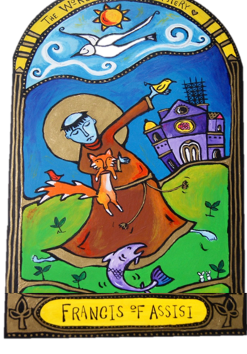 Rich in Love: The Story of St Francis