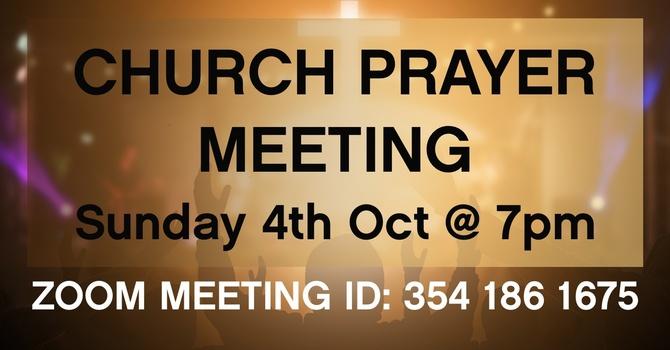 Church Prayer Meeting