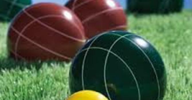Play BOCCE and support Spectrum! image