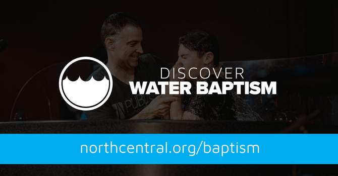 Discover Water Baptism