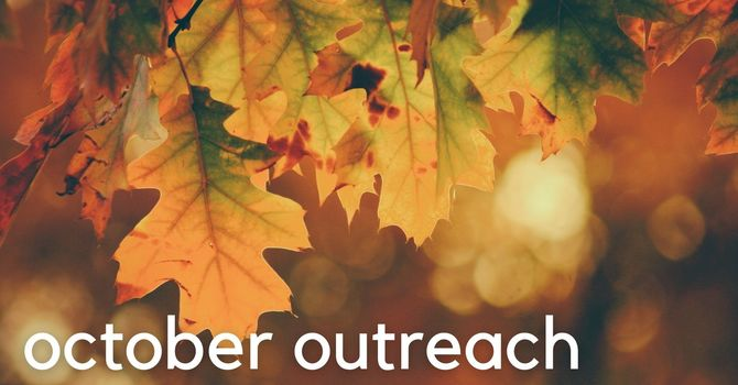 October Outreach: Anglican Awareness Month image