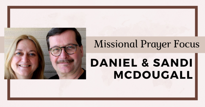 Daniel and Sandi McDougall