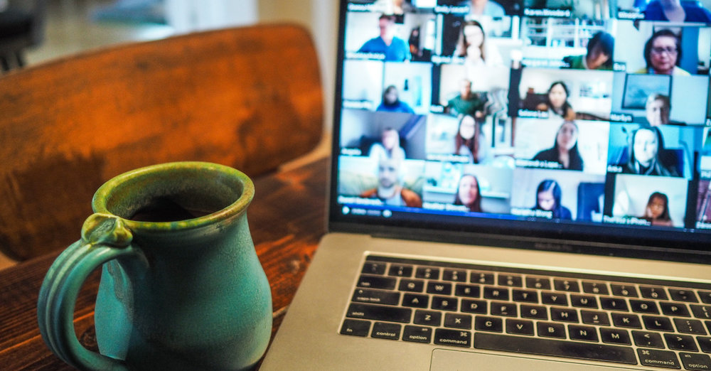 Small Group: Online Zoom Meeting