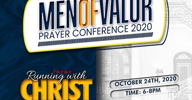 Men of Valor Prayer Conference 2020