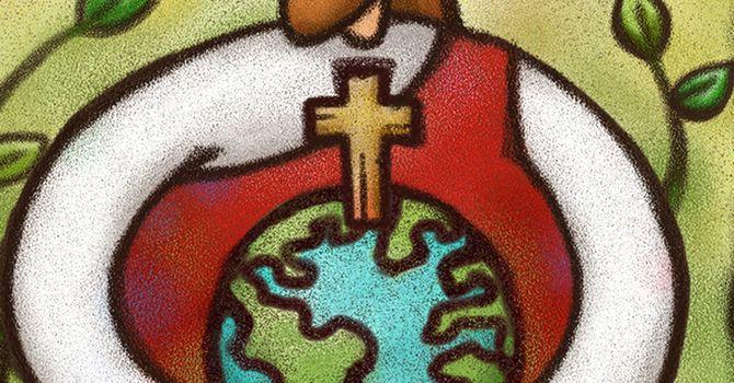 Family Eucharist  image