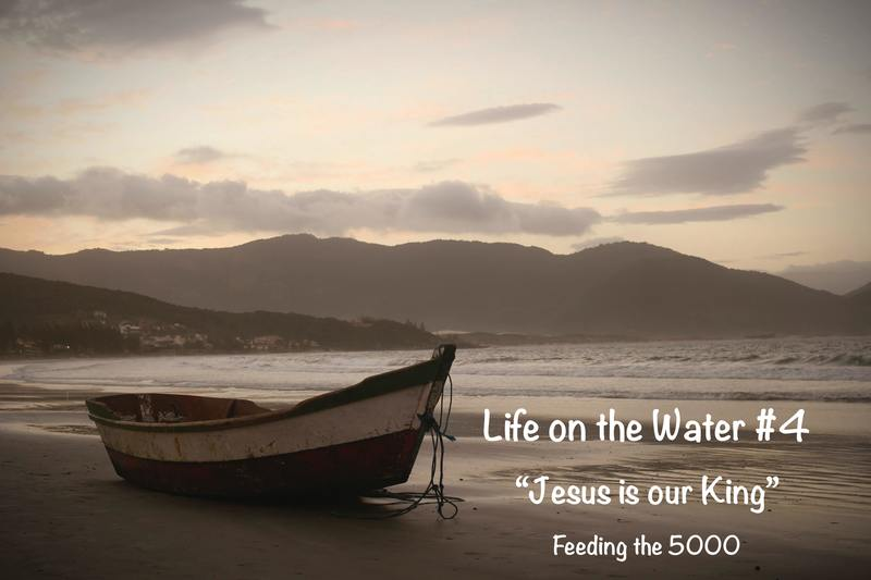 Life on the Water #4.  How to become a king.