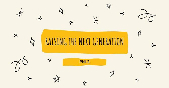 Leading the Next Generation