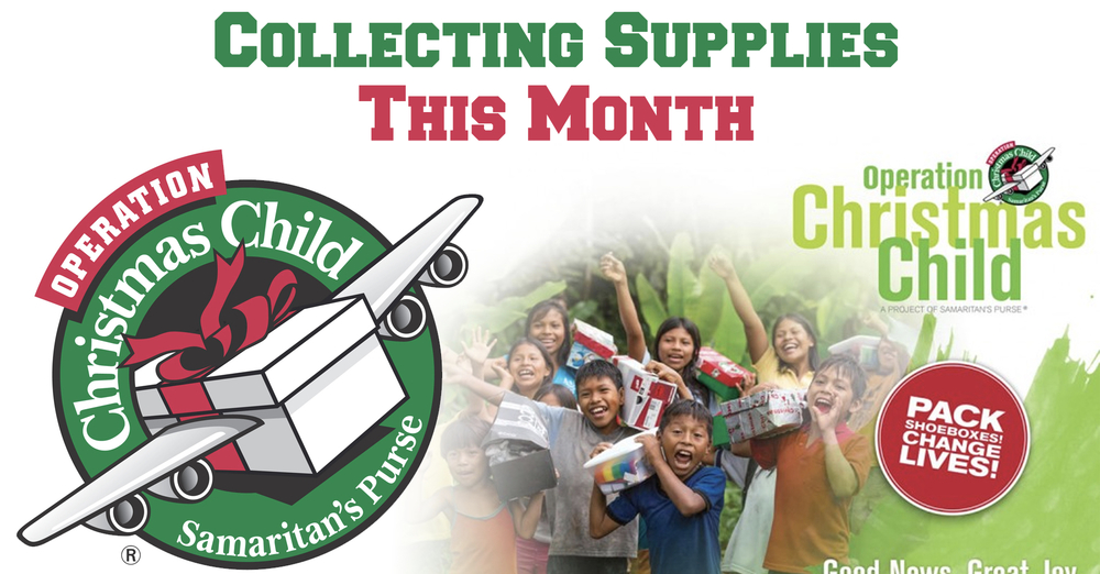Operation Christmas Child Collection