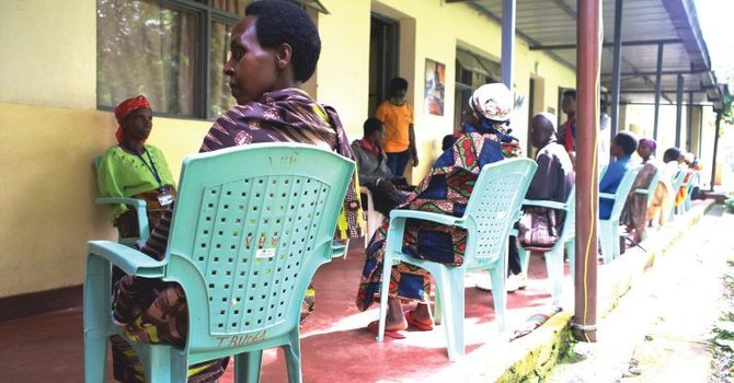 Federal grant extends PWRDF maternal and child health program for pandemic image