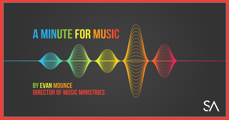 A Minute For Music by Evan Mounce