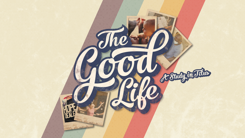The Good Life - Week 1