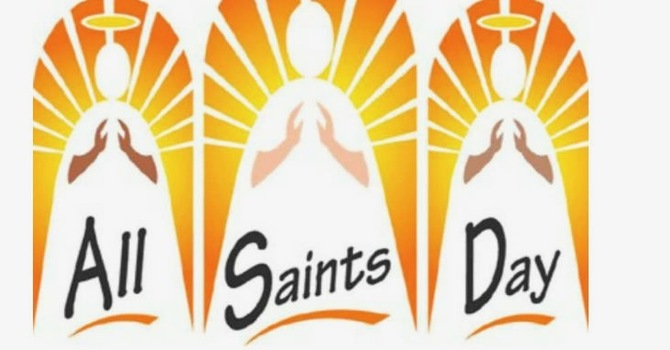 Sunday On Line Worship - All Saints' Day