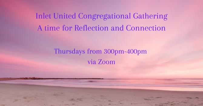 Congregational Gathering via Zoom