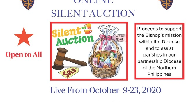Bishop's Friends Silent Auction