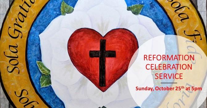 Reformation Celebration Service
