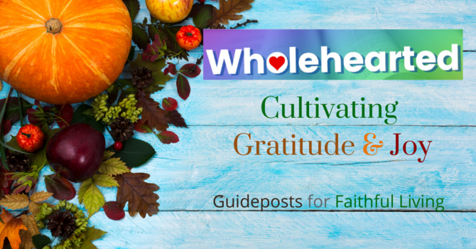 Guidepost: Cultivating Gratitude and Joy image