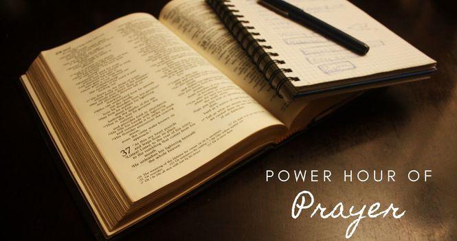 Power Hour of Prayer