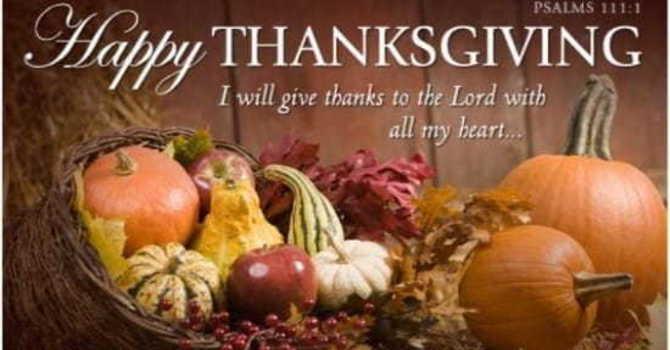 Thanksgiving & Pentecost 19 image
