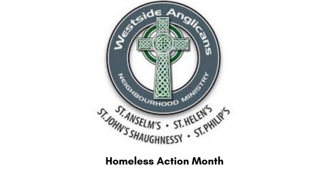Homeless Action Month