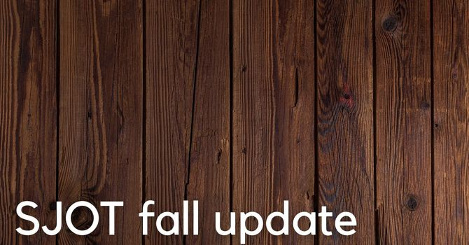 Fall update from Social Justice and Outreach image
