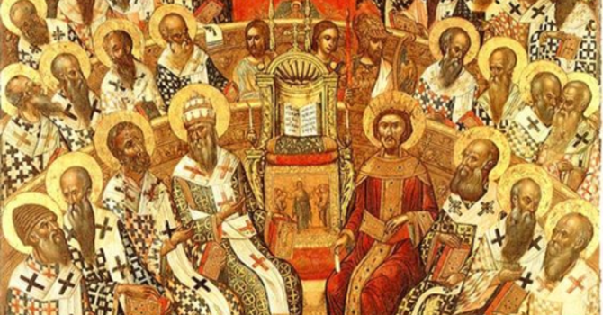 Sunday of the Fathers of the 7th Ecumenical Council image