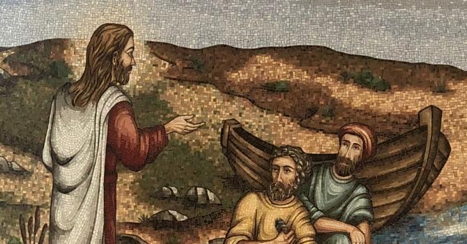 Mandarin Discipleship - Experiencing God  國語門訓