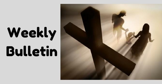 Weekly Bulletin   January 29, 2017 image