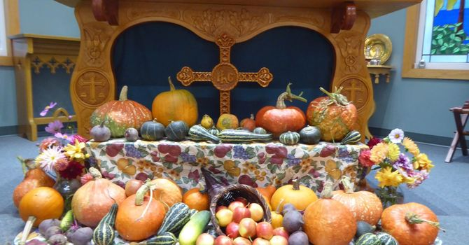 Thanksgiving Display image