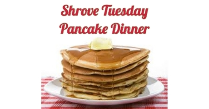 Shrove Tuesday Pancake Supper a Great Success! image