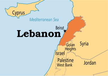 Lebanon Mission and Conference Trip