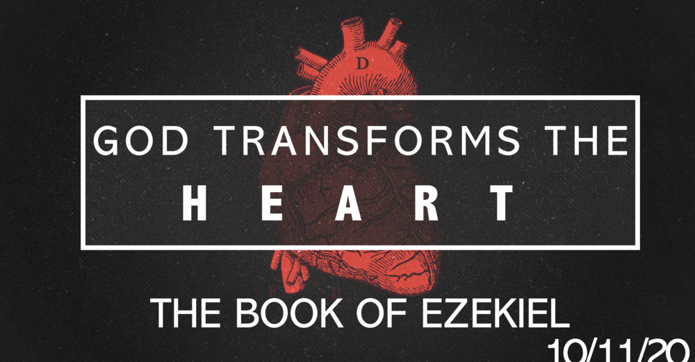 God Transforms the Heart