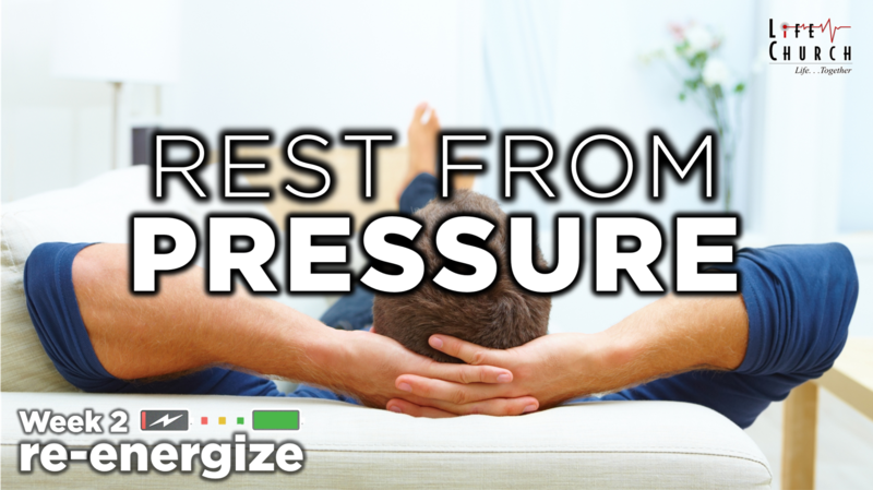 Rest From Pressure