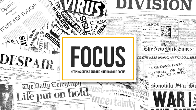 Focus on the Mission