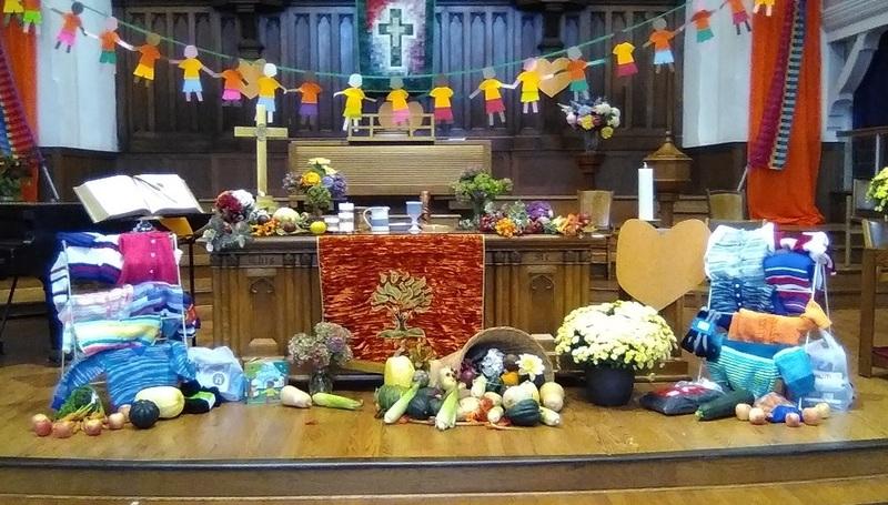 Thanksgiving Reflection: Oct. 11
