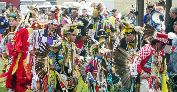 Cathedral Parishioners Attend Alexander Pow Wow image