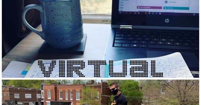 Virtual Volunteers image