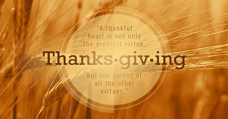 Why Can We Trust God with Thanksgiving during Troubled Times?
