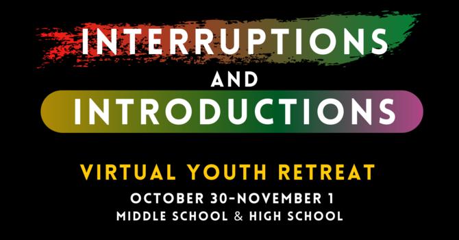 Teen/Middle School Retreat