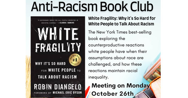 Let's Talk About Race Book Club