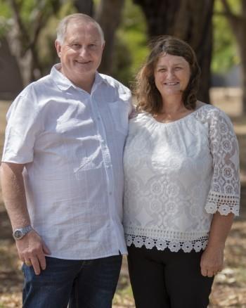 Steve & Sandra Kington